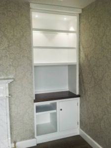 shelving carpentry services galway