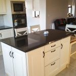 custom contrasting kitchens ireland