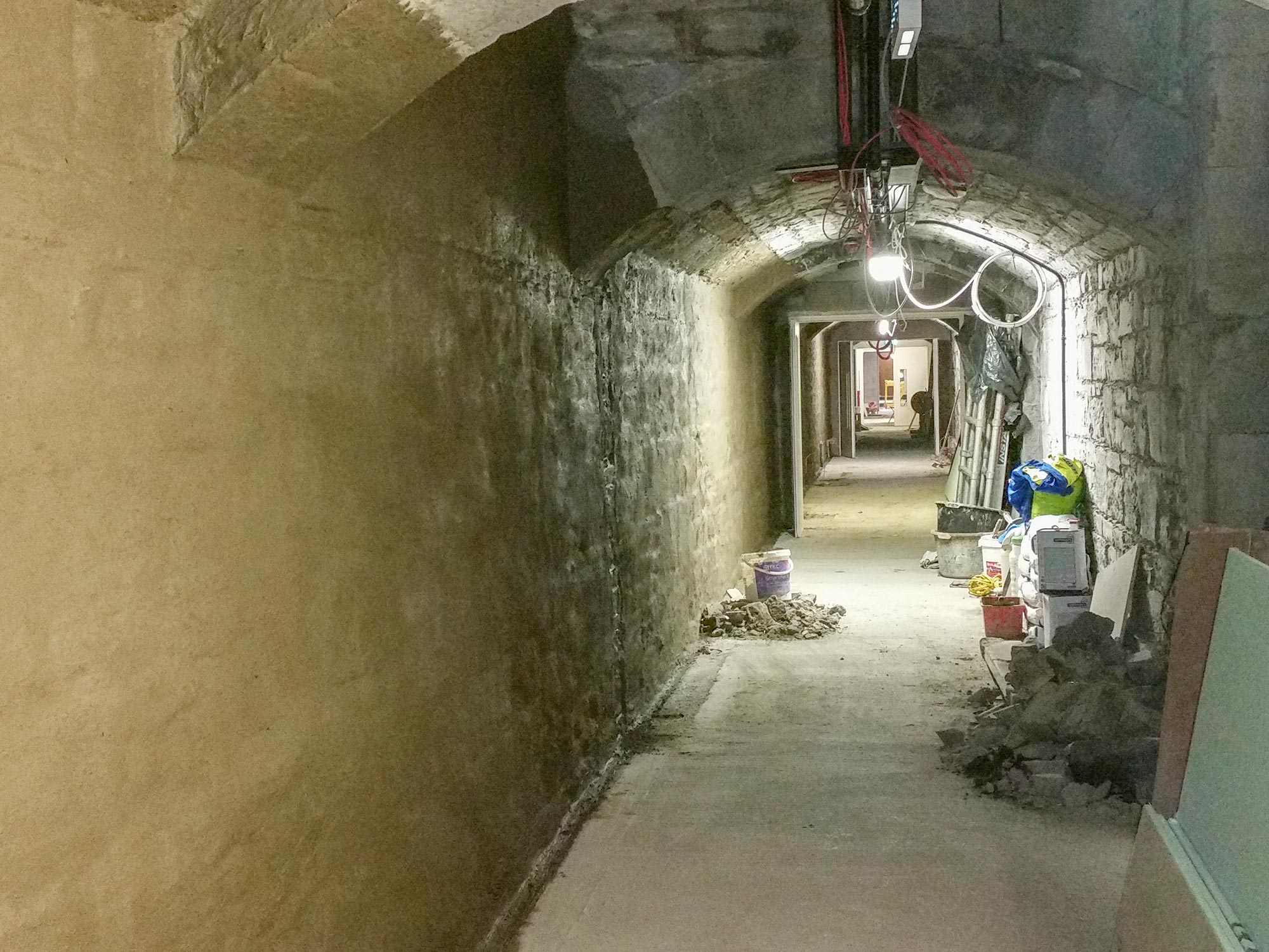 arches dkb construction conservation renovation services galway ireland
