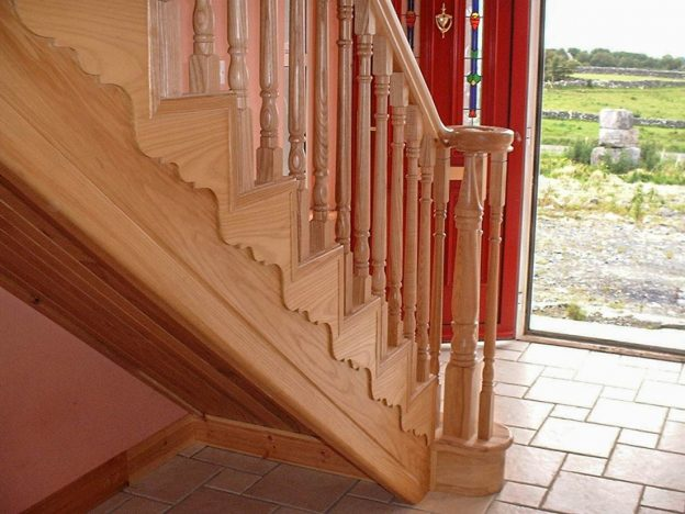 custom staircases made to order galway ireland