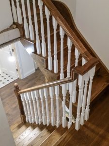 dkb carpentry painted staircase services galway ireland