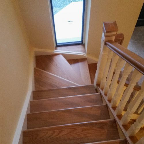 dkb simple stairs carpentry construction and conservation tuam galway