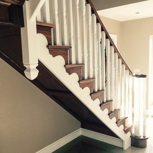 dkb classical elegant stairs kitchens carpentry construction galway ireland