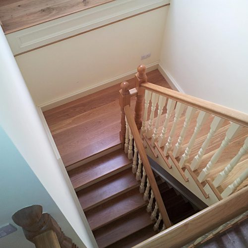 dkb custom stairs kitchens carpentry construction ireland