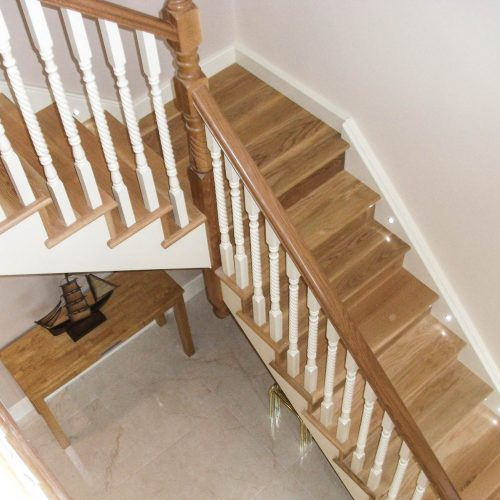 custom stairs ireland